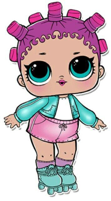 Sk8r Baby Lol Dolls Lol Dolls Lol Doll Party