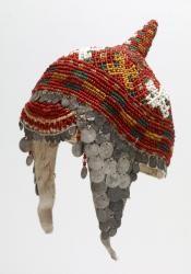 "Traditional Finnish Girls Headdress ""patalakki"""