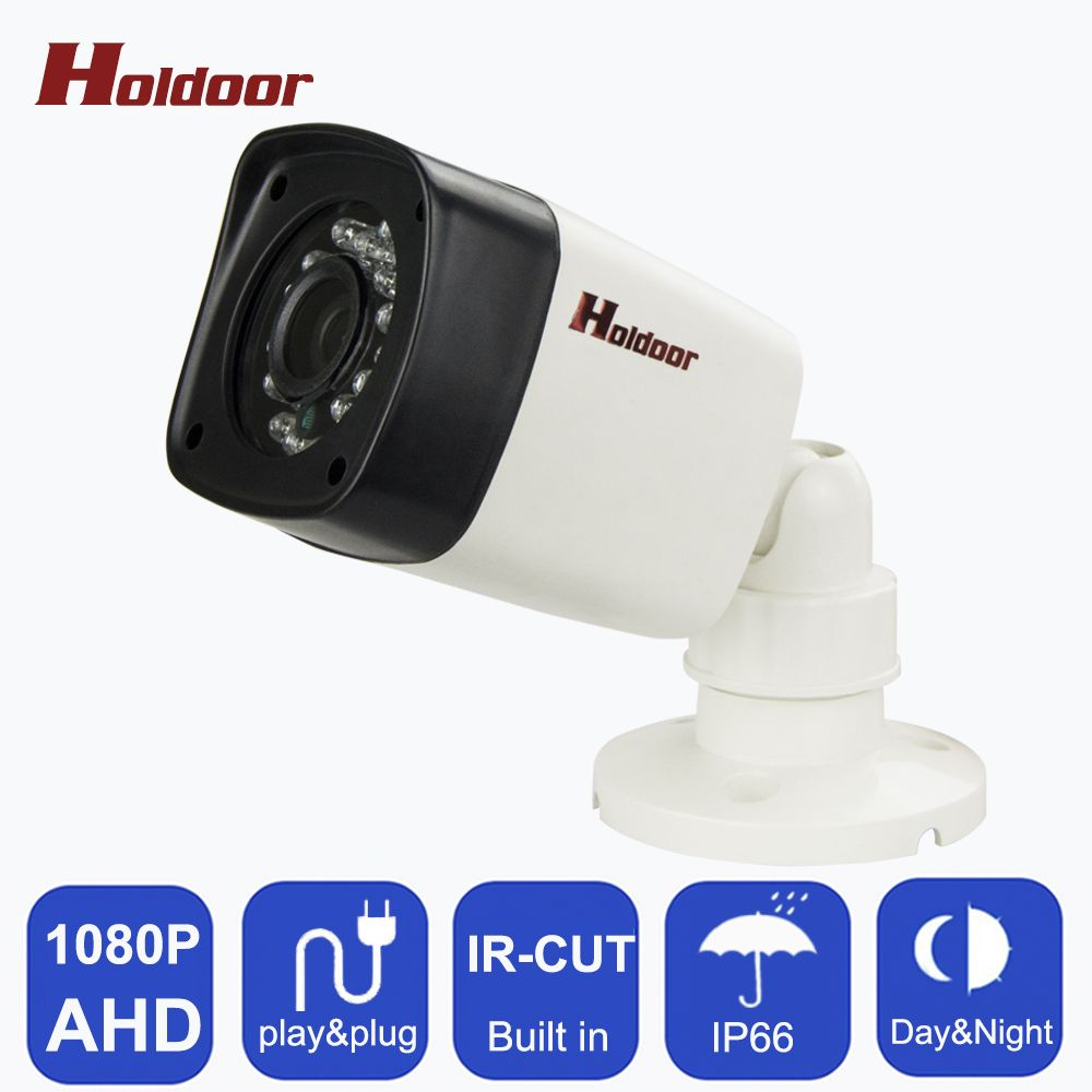 1080P HD Camera Network Outdoor Security IRCut Night Vision CCTV AHD 2.0MP