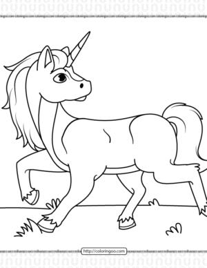 Free Printable Sleeping Unicorn Pdf Coloring Page In 2021 Horse Coloring Pages Unicorn Coloring Pages Printable Coloring Book