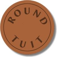 I finally got a round tuit.     This is a great reminder to just do it.