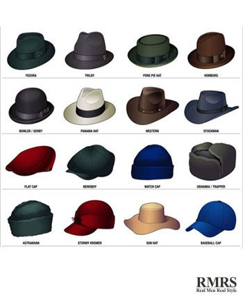 16 Stylish Men s Hats  32ec79b3e1a7