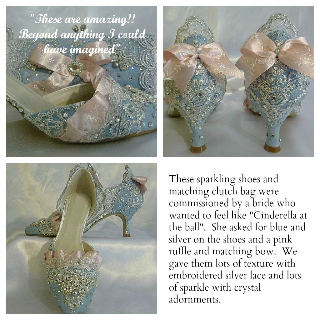 Blue wedding shoes my style pinterest more blue wedding shoes