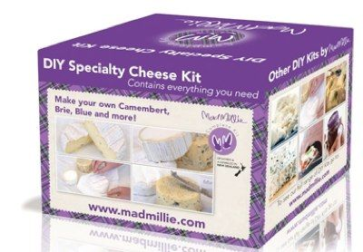 Win a Mad Millie DIY Specialty Cheese Kit