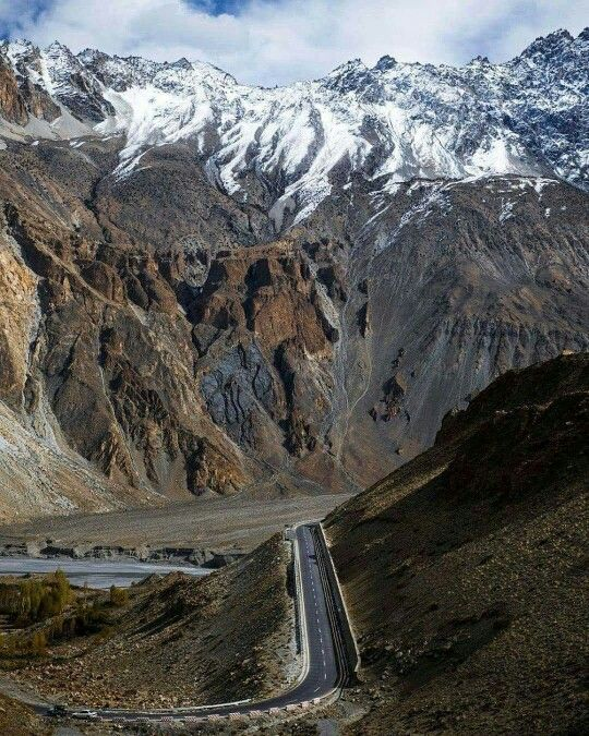 Karakaram High way gilgit Pakistan