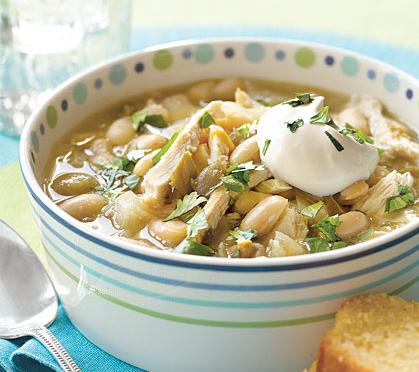 White Bean Chicken Chili Recipes Low Calories Slow Cooker Low Calorie Slow Cooker Recipes