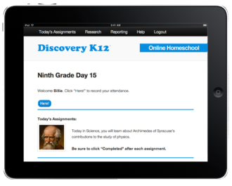 Discovery K12~NON COMMON CORE | homeschool ideas | Free