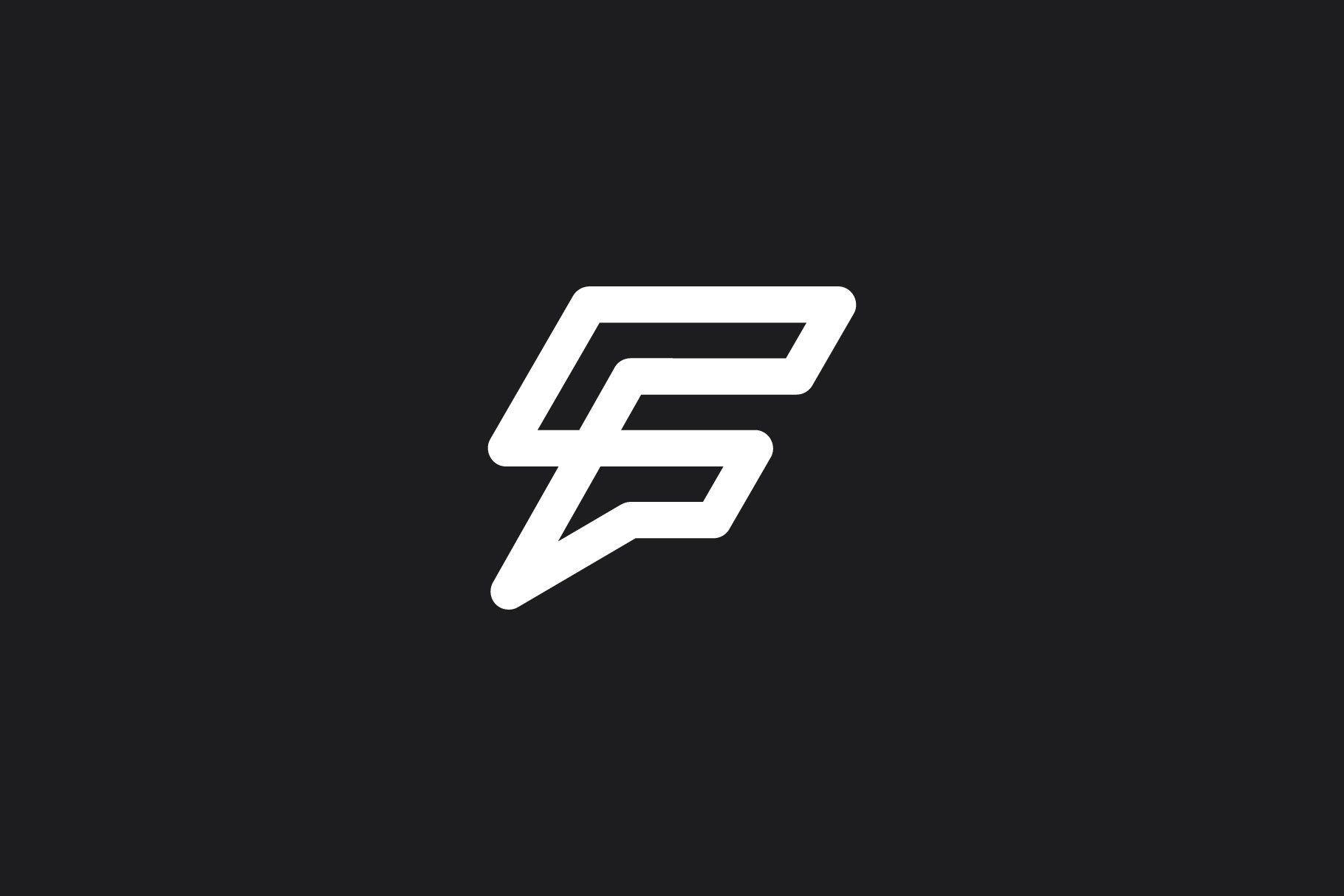 F Lettermark Lettermark Logos Sports Logo Design Lettermark