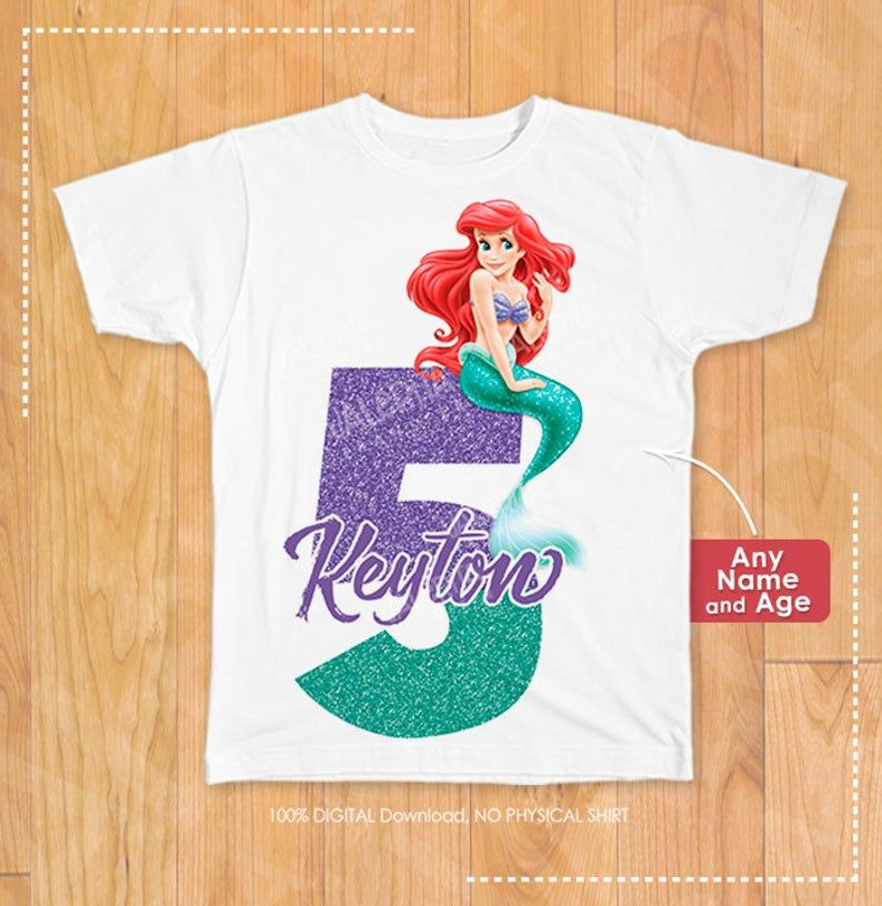 mermaid outfit Details about  /mermaid birthday shirt mermaid birthday // mermaid shirt