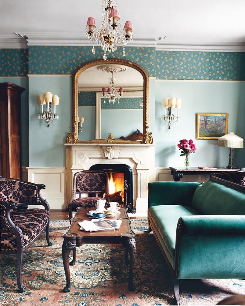 Discover your home decor personality new traditional inspirations