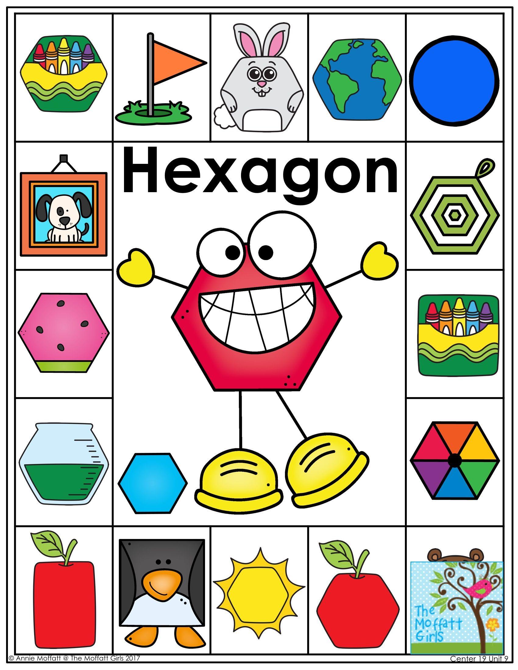Kindergarten Math Curriculum Shapes