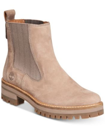 Timberland Women s Courmayeur Valley Chelsea Boots - Gray 10M in ... e1b9441ce69