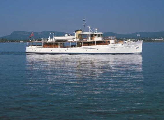 Grace Boat Yacht Design Sailing Yacht