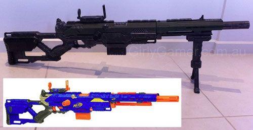 Guns · nerf longstrike ...