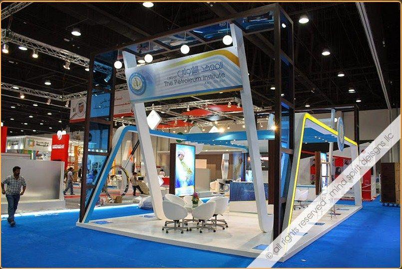 Exhibition Stand Fabricators In Dubai : Mind spirit design leading exhibition stand
