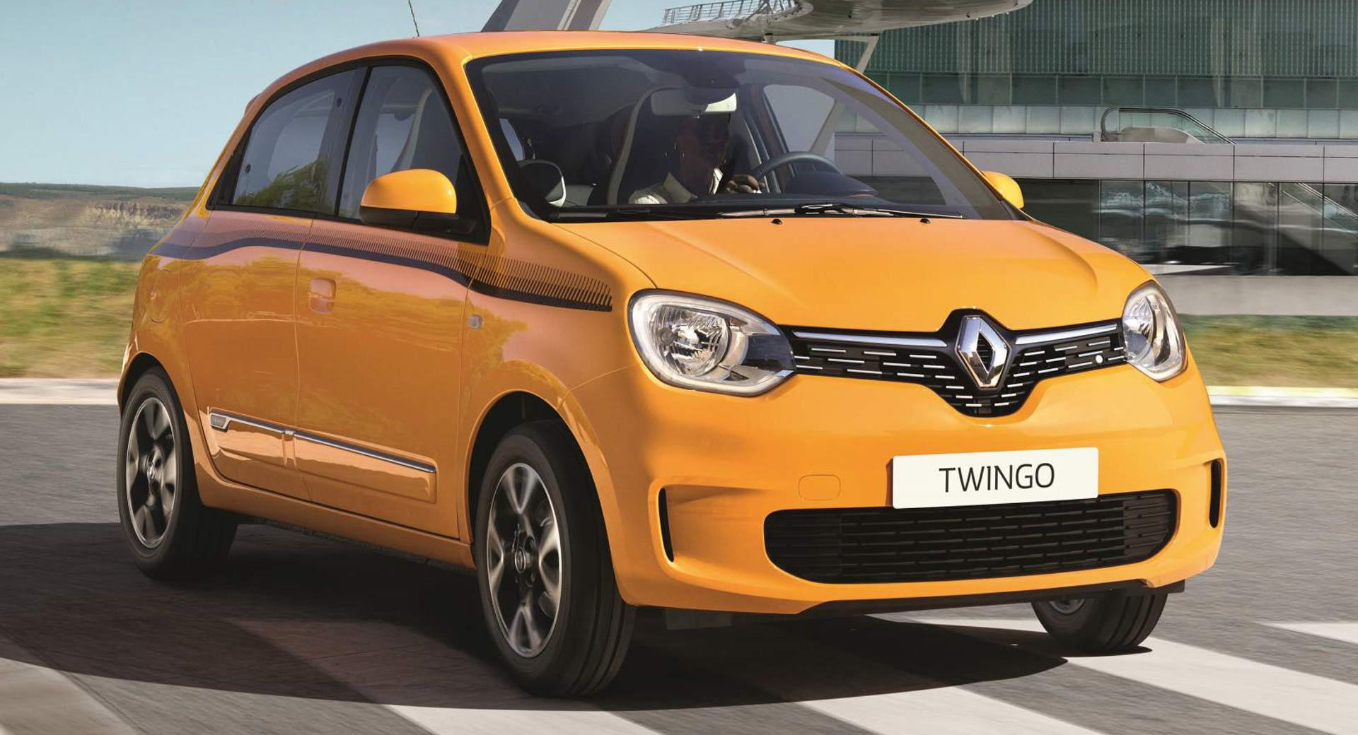 Electric Renault Twingo Could Launch This Year With Smart Forfour