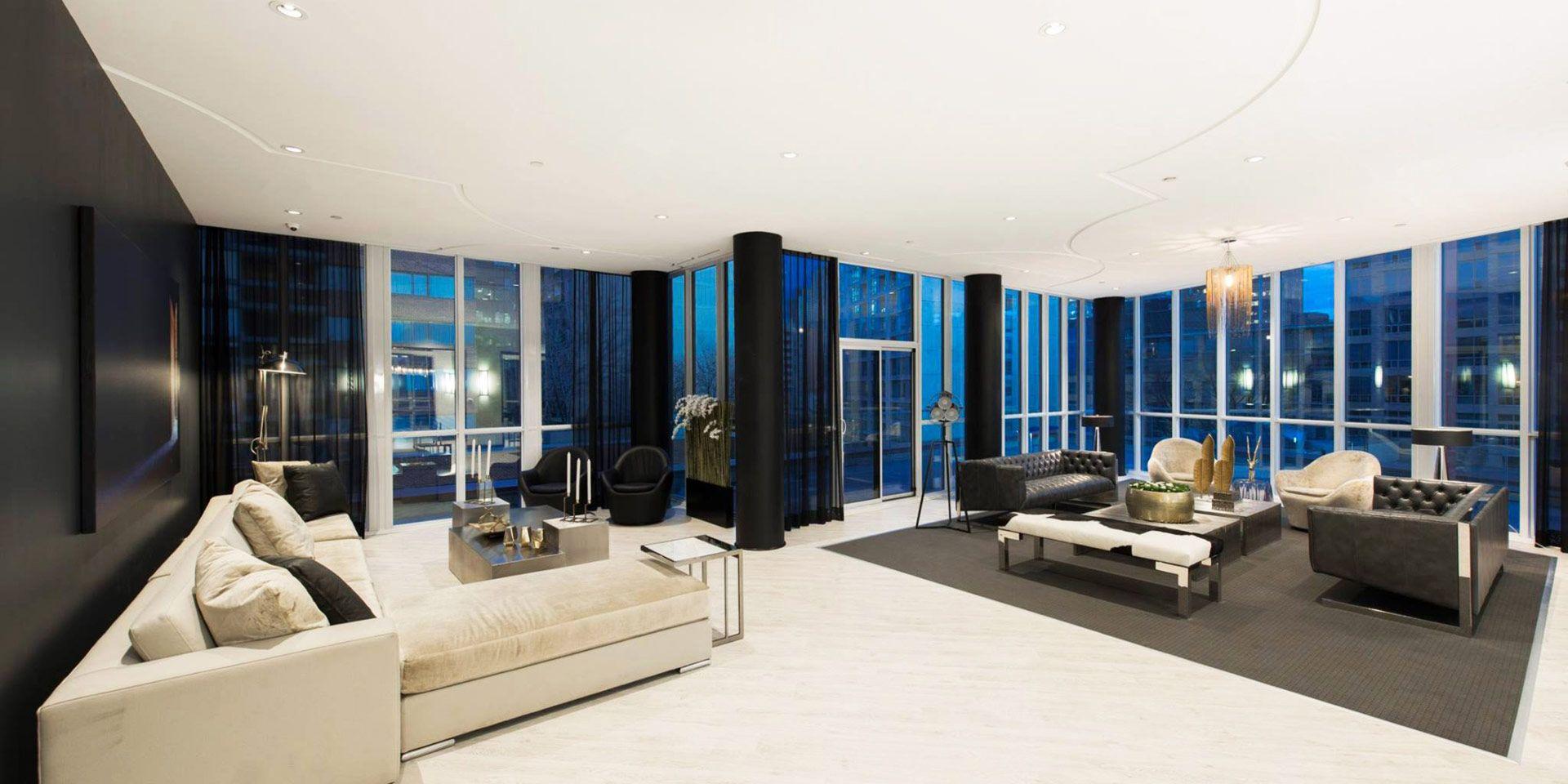 The Yorkville Condominiums – Tomas Pearce Interior Design Consulting Inc.