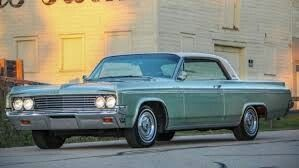 63 Olds Dynamic 88 Holiday