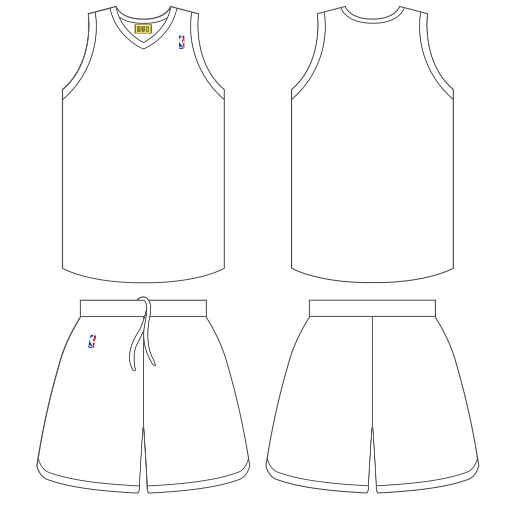 Download The Appealing Basketball Jersey Vector At Vectorified Collection Of For Blank Basketball Uniform Template Ph Basketball Uniforms Basketball Jersey Basketball
