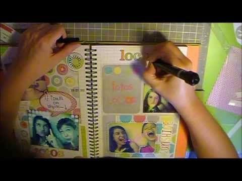 Smash book : fotos locas - YouTube
