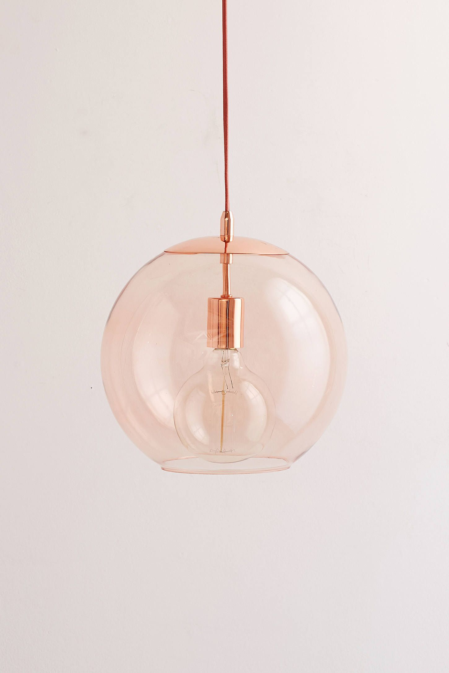 Emelle glass globe pendant light lighting pinterest globe shop emelle glass globe pendant light at urban outfitters today we carry all the latest styles colors and brands for you to choose from right here aloadofball Images