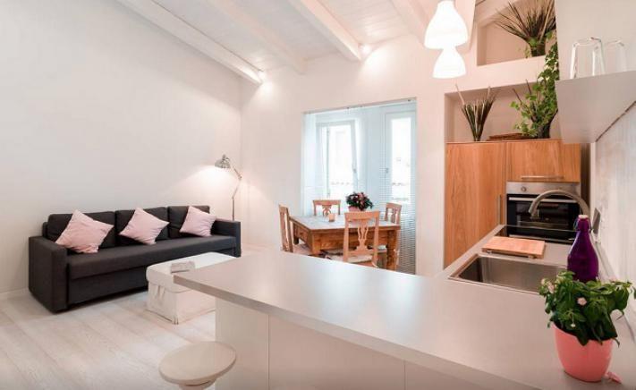 Arredamento Attico ~ Pesaro attico in vendita superficie m² arredamento non