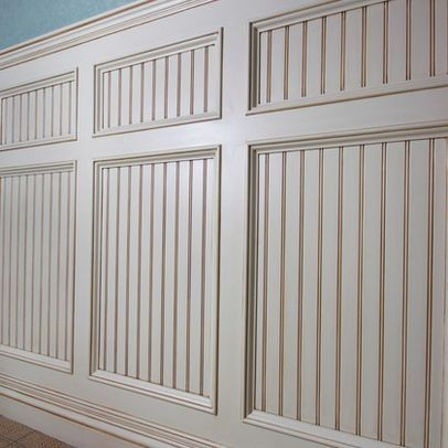 Bead Board Panel Wainscoting Design Ideas Pictures Remodel And Decor Beadboard Wainscoting Wainscoting Styles Dining Room Wainscoting