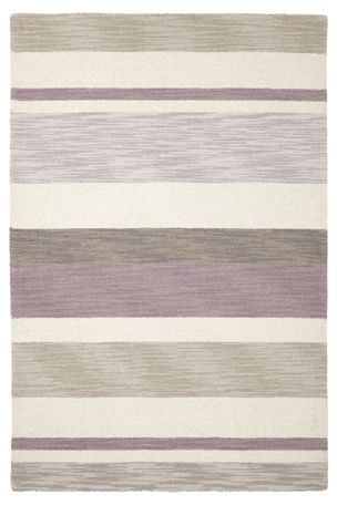 Watercolour Mauve Rug From The Next Uk Online