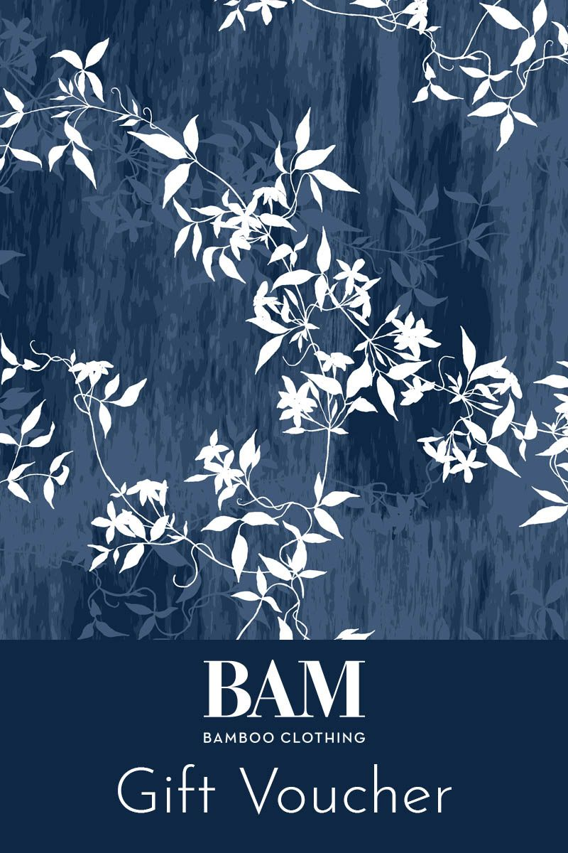 Bam birthday gift card 2 bamboo clothing perfect gifts