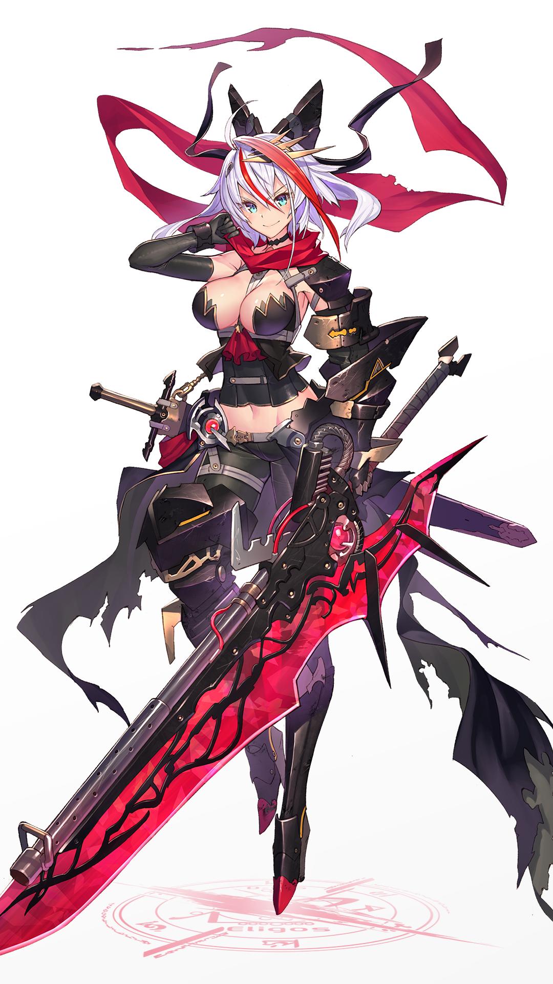 Photo of Anime girl fantasy