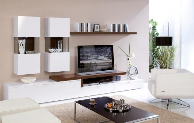 18 trendy tv wall units for your modern living room tv wall units