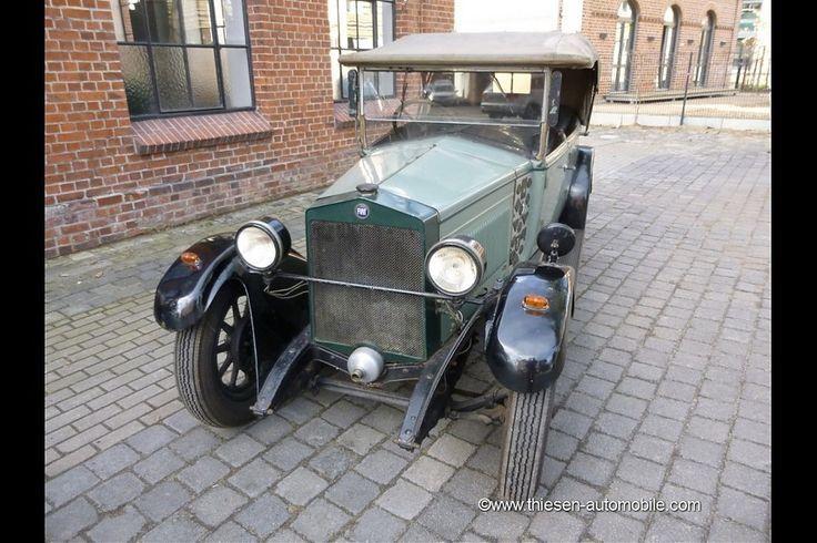 Fiat car - image