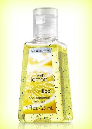 Fresh Lemon Bath And Body Works Deep Cleansing Bath And Body