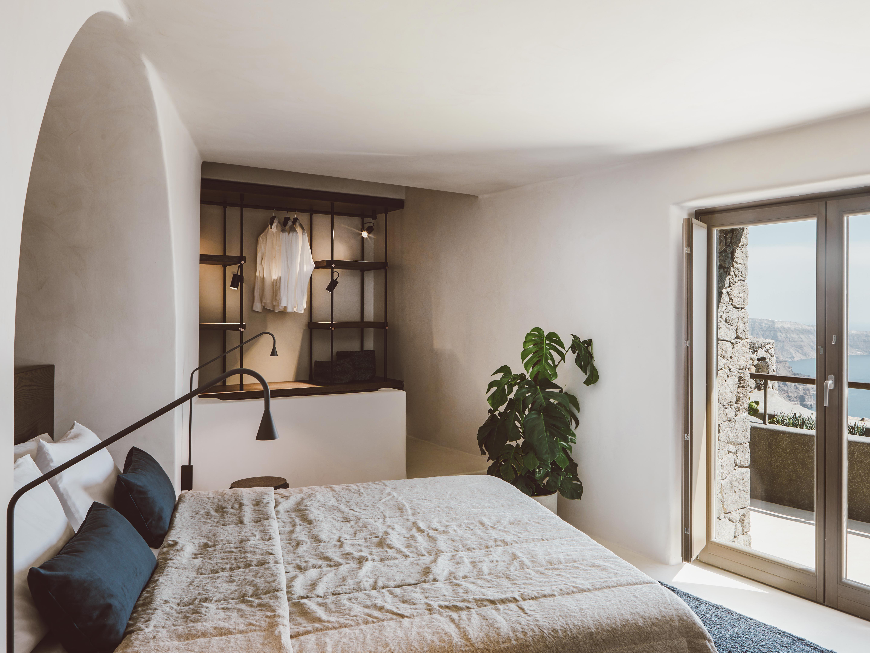 Rooms Suites At Vora In Santorini Greece Design Hotels Rustic Home Interiors Minimalist Home Interior Interior House Colors