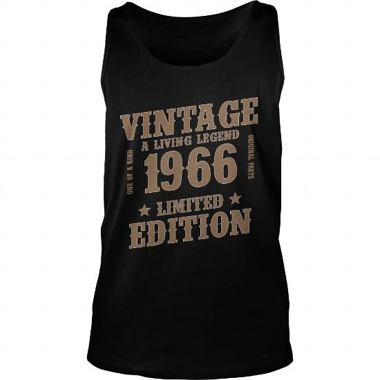 51th Anniversary Funny Gifts Ideas Aged Vintage Living Legend 1966 Original Parts Limited Edition
