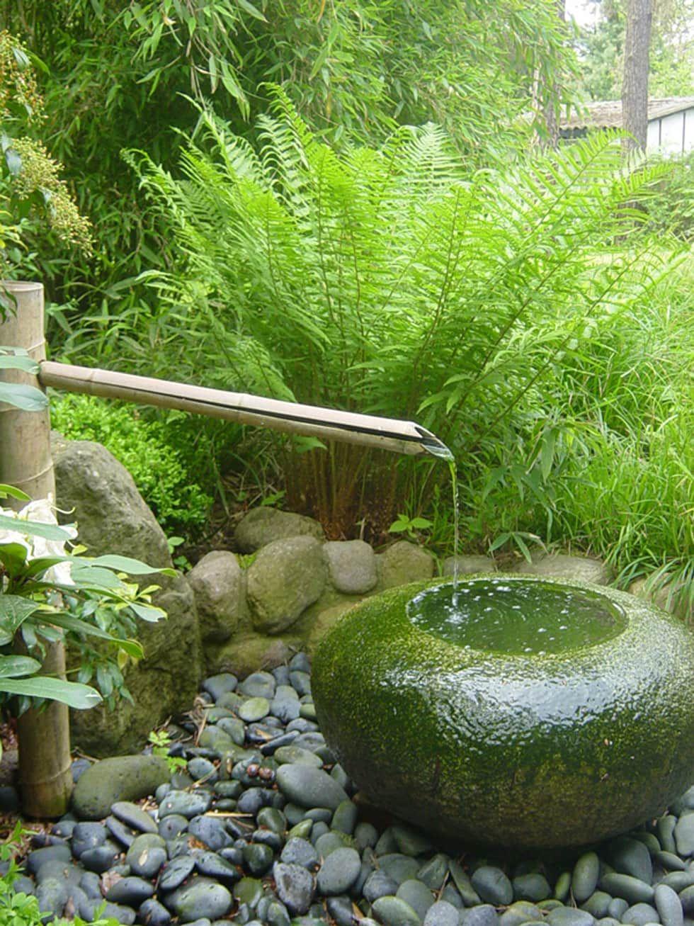 Asiatischer Garten Bilder Feng Shui im Garten