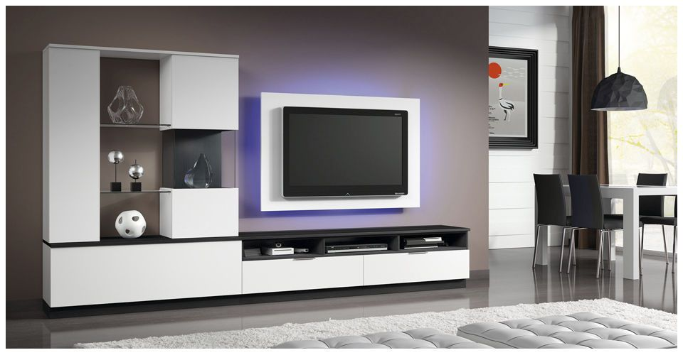 32 awesome muebles para tv modernos images modulos en - Muebles de tv modernos ...