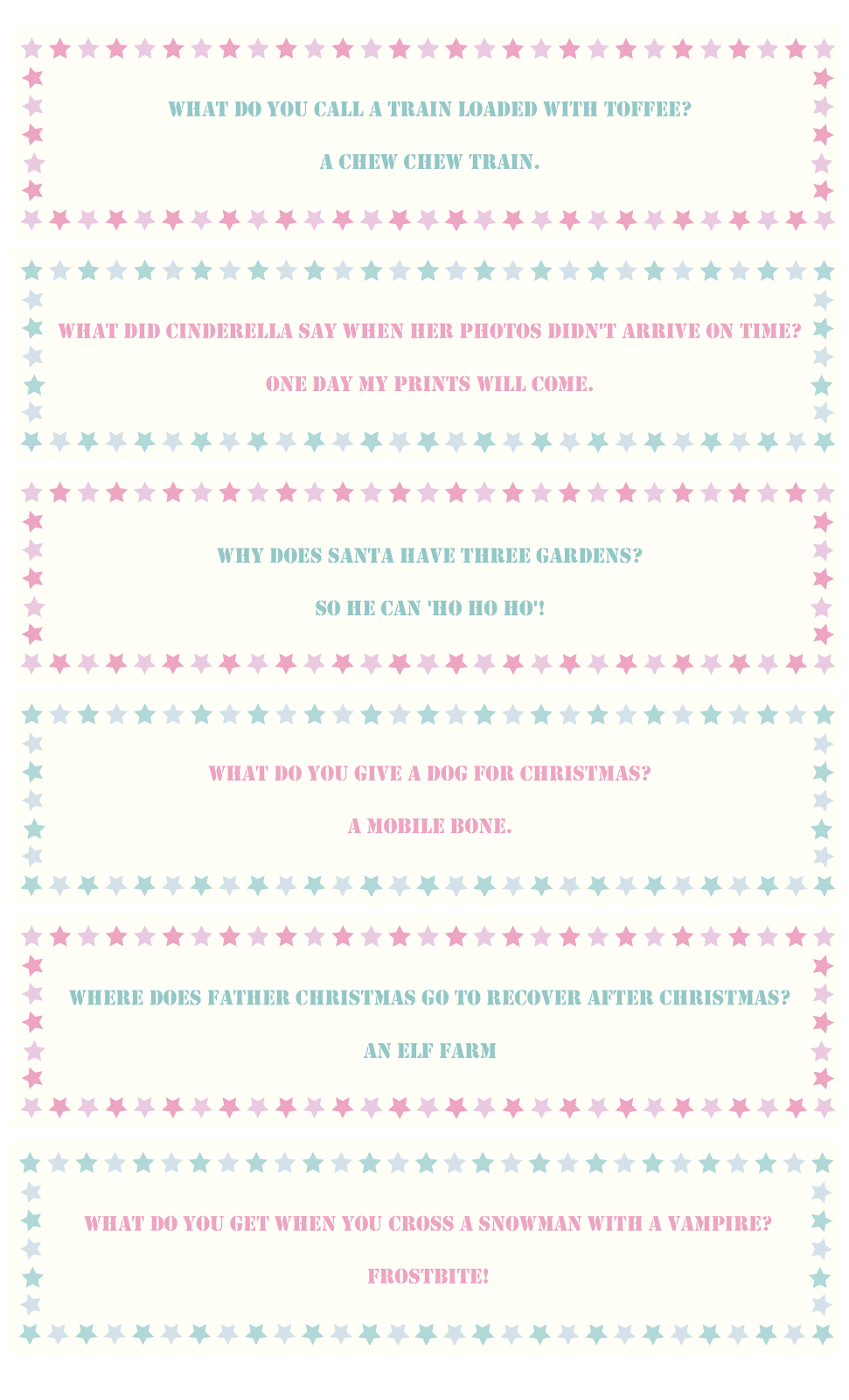 Christmas Cracker Jokes.Christmas Cracker Jokes By Torie Jayne Gift Ideas Diy