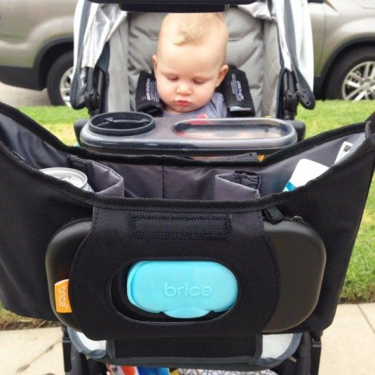 My Favorite Things When We're On The Go -- genius baby gear accessories from @munchkin| #munchkinmoments on Oh Lovely Day