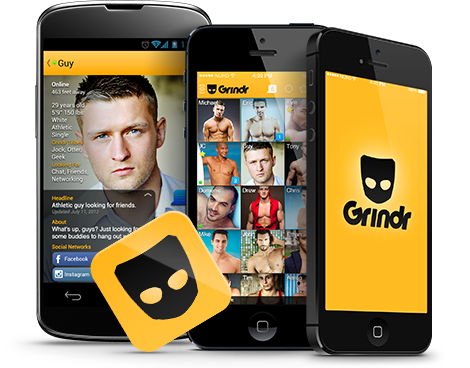 Grindr on blackberry