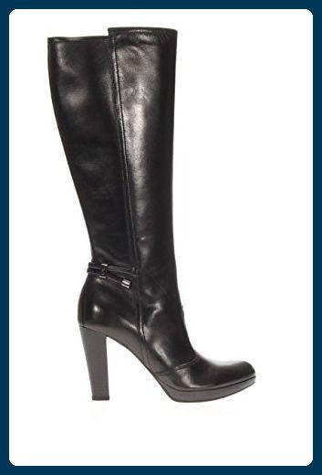 CHIC NANA , Damen Chelsea Boots , schwarz - schwarz - Größe: 38 EU