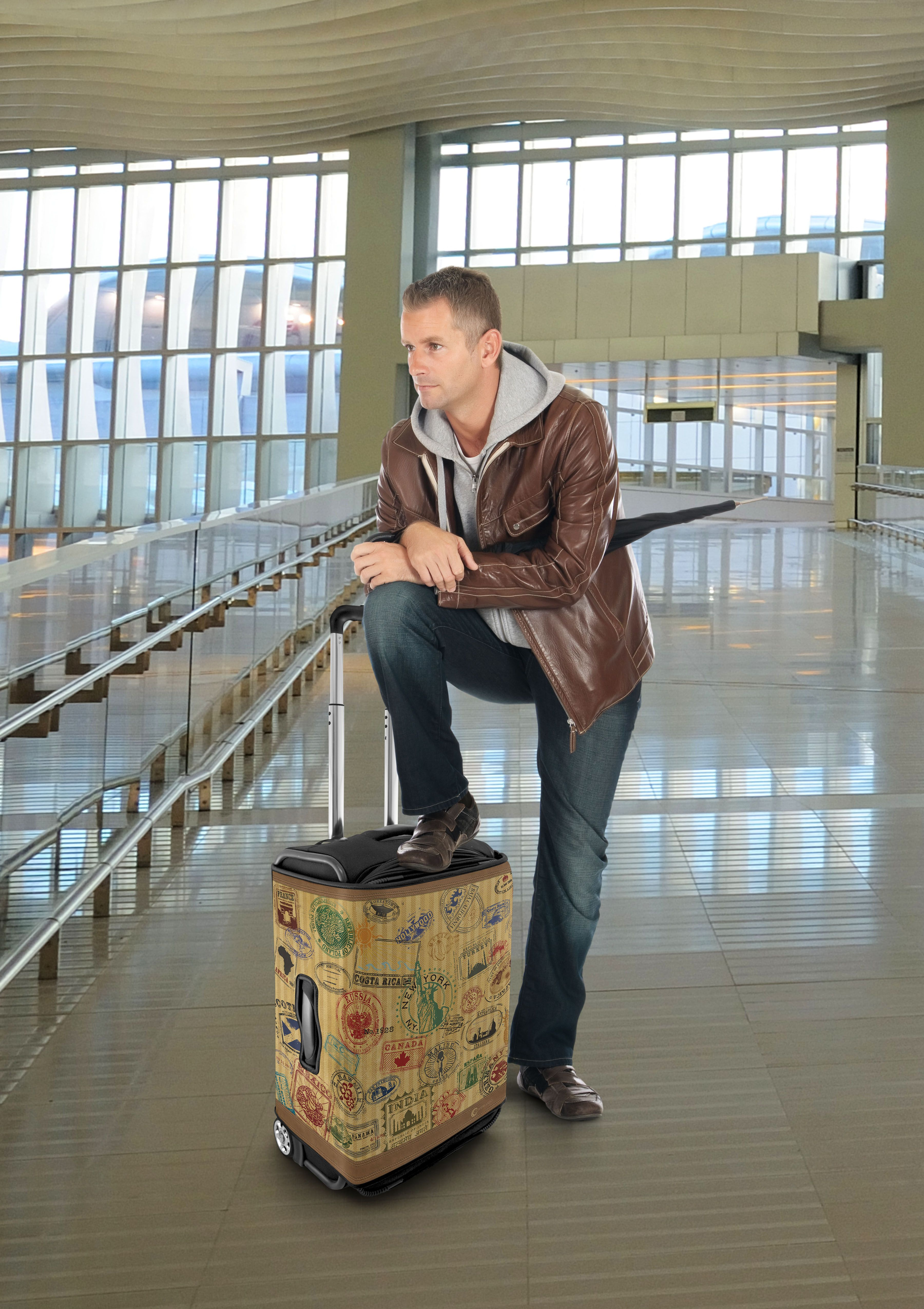 Luggage covers by Coverlugg | Cool stuff to buy ...