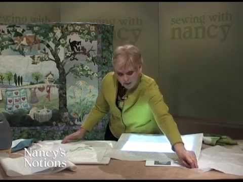 Learn raw edge applique in 5 easy steps - YouTube