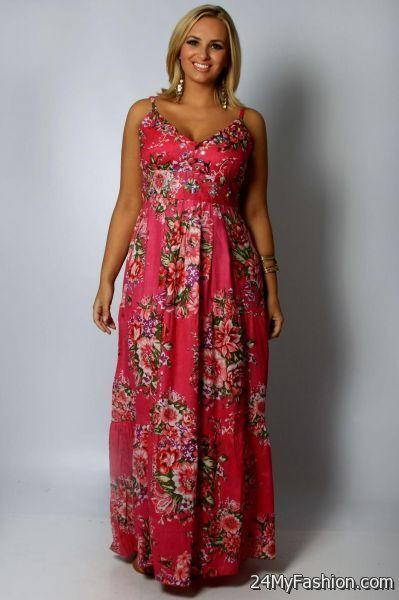 Summer dresses 2018 for plus sizes