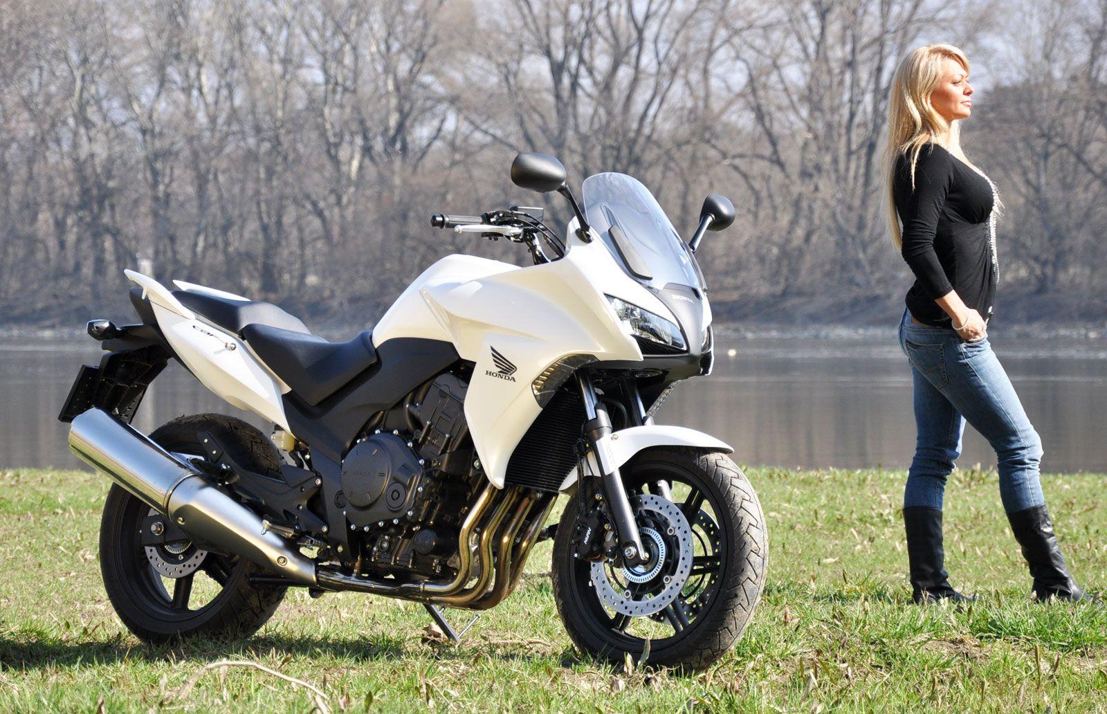 Premier Honda CBF1000