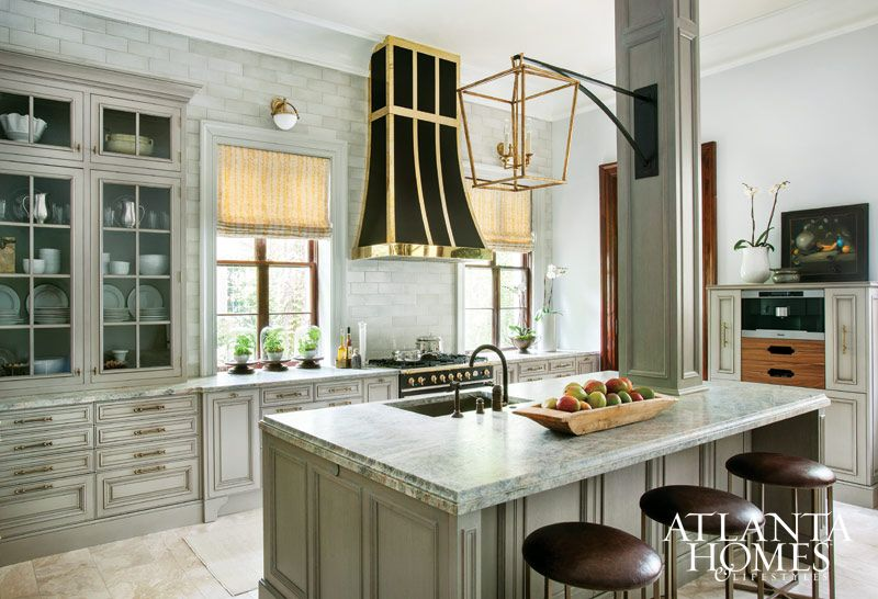 Design By Design Galleria Kitchen And Bath Studio | Photographed By Erica  George Dines | Atlanta