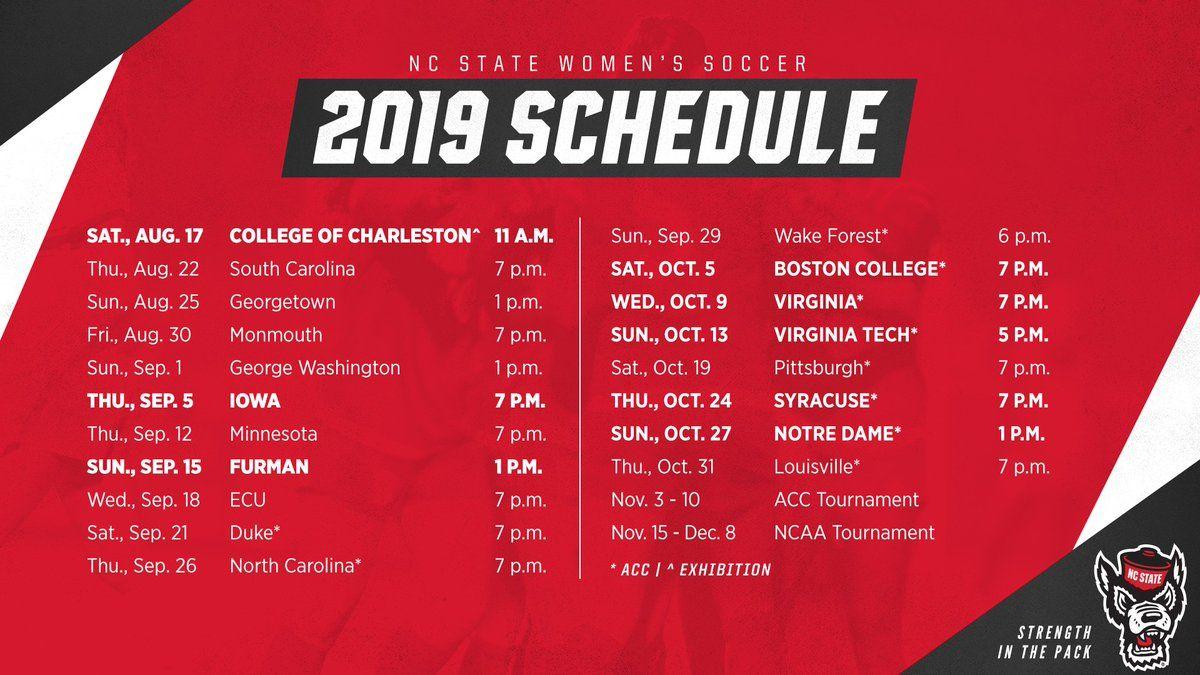 NC State Athletics (PackAthletics) Twitter Nc state