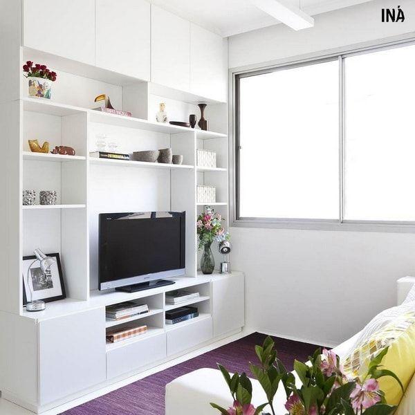 Ideas para decorar livings pequeños. Salas pequeñas. | Living ...