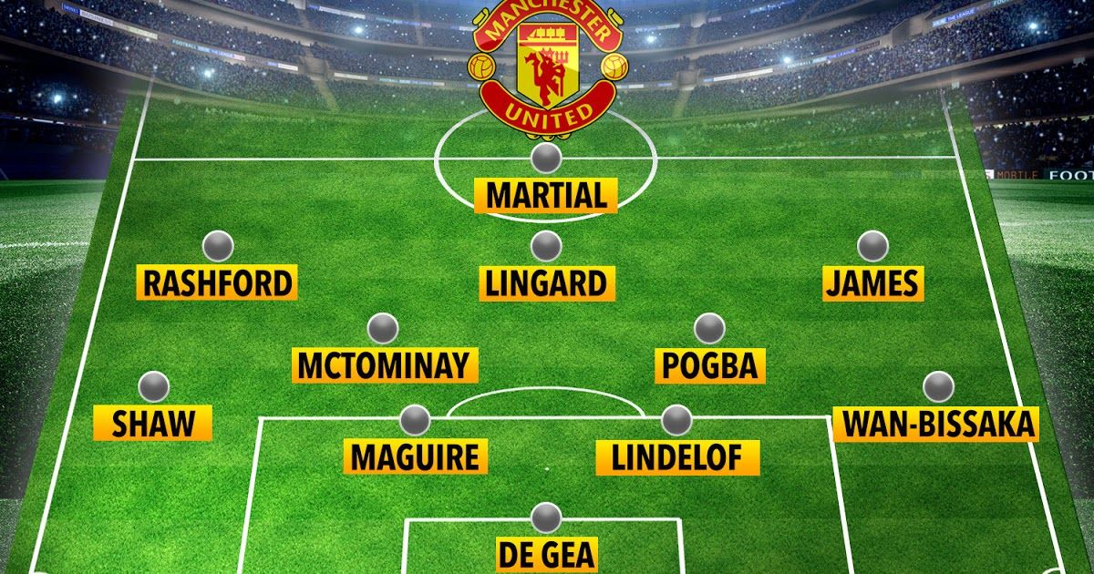 How Man Utd Could Line Up Against Newcastle With Paul Pogba How Manchester United Could Line Up Against Newcastle United How Manchester United Could Line Up Di 2020