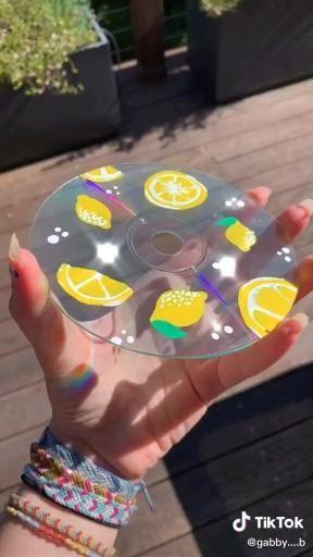 Clear cds